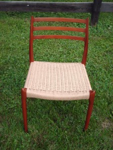 Danish Cord Sid Chair