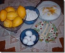 LEMON POUND CAKE–CLEAR LEMON GLAZE (3/4)