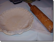 OLD FASHIONED FLAKY PIE CRUST (3/3)