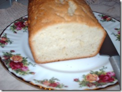 "OLD FASHIONED ""REAL"" POUND CAKE (2/3)"