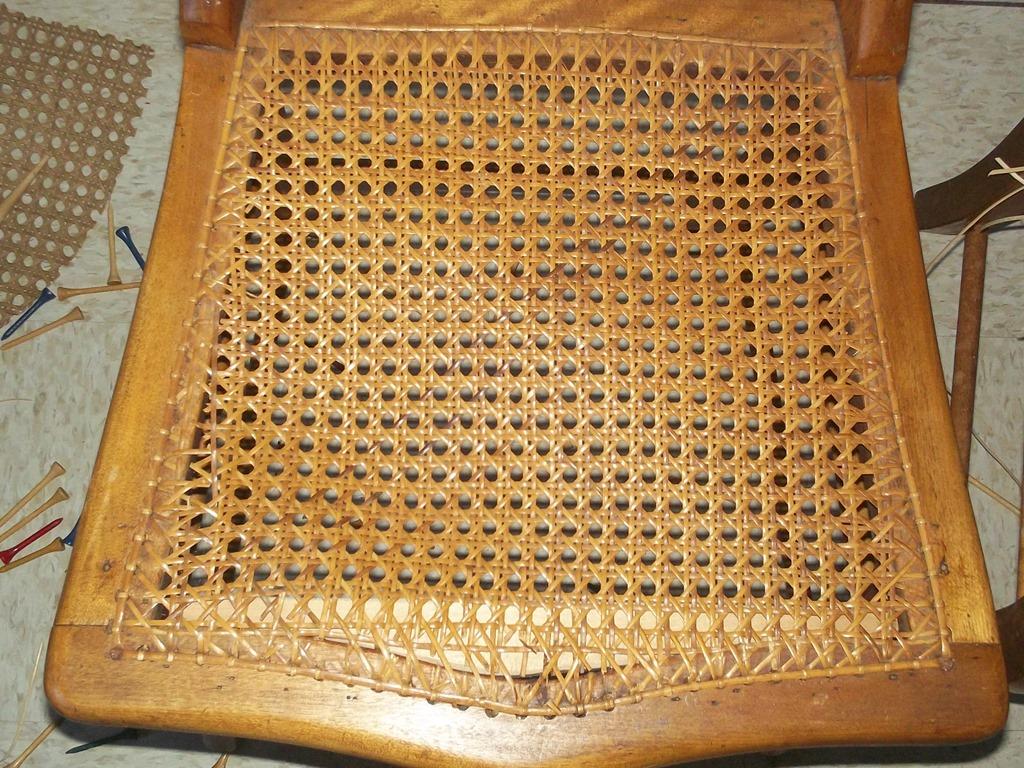 Hand Caning Heritage Basket Studio