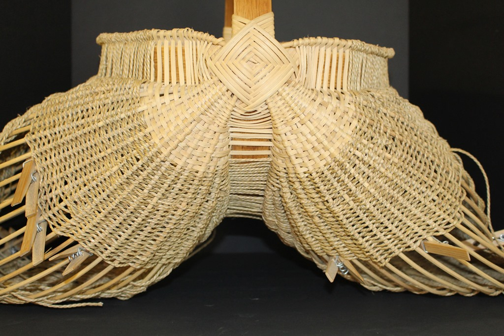 How Long Does It Take To Weave A Basket : Basketry heritage basket studio page