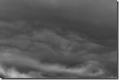 Black & White Cloudscapes (2 of 2)